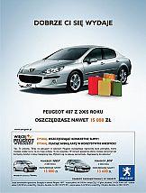 Agencja EURO RSCG Warsaw przygotowała kolejną kampanię dla Peugeot